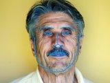 Gesichtserkennung bei Mann mit Bart