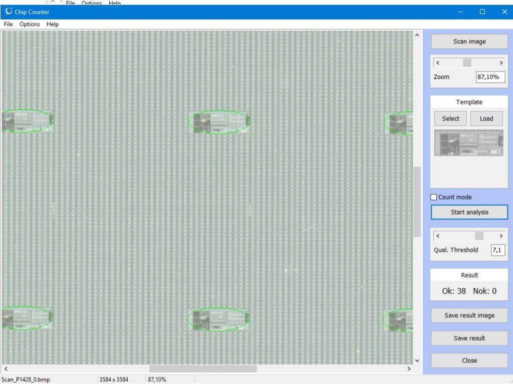 ChipCounter Software
