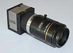 IDS UI Kamera mit Objektiv